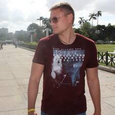Användarprofil för Дмитрий