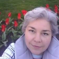 Henkilön Mariya käyttäjäprofiili