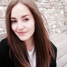 Profil utilisateur de Réka