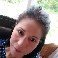 Claudia Silvia的用戶個人資料