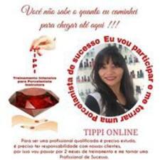 Profil utilisateur de Gisele Cristina