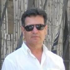 Användarprofil för Pedro Serafín