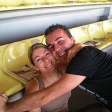 Profil Pengguna Cristina & Enrico