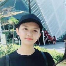 Perfil do utilizador de Yihong