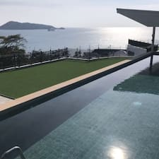 Profil utilisateur de The Blue Sea Hill Phuket
