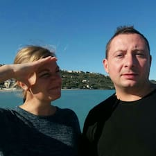Marta &Rafal User Profile