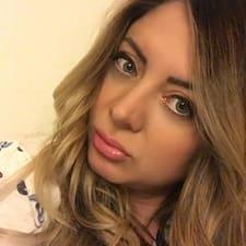 Profilo utente di Gabriela