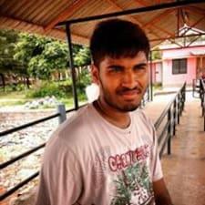 Sriram felhasználói profilja