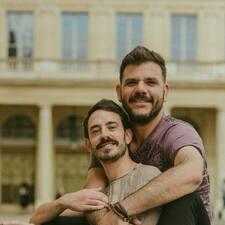 Profil utilisateur de Pierre-Louis & Antonio