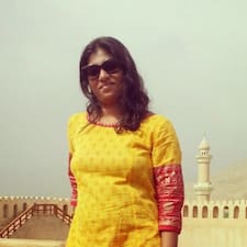 Sharanya User Profile