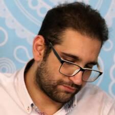 Perfil do utilizador de Navid