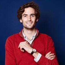 Henkilön Francois-Xavier käyttäjäprofiili