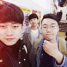 Användarprofil för Jae Woo