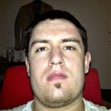 Profil Pengguna Sergej
