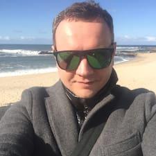 Ярослав的用戶個人資料