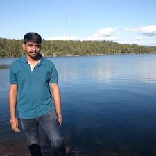 Profilo utente di Gokul Gouda