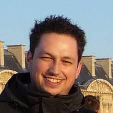 Jean-Francois felhasználói profilja