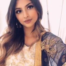 Jaspreet - Uživatelský profil