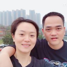 Yiqing felhasználói profilja