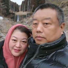 Zhiming felhasználói profilja