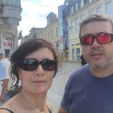 Petra & Dean Brugerprofil