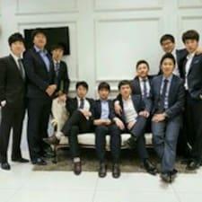 Nutzerprofil von Sunghyun