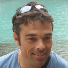 Användarprofil för Jérôme