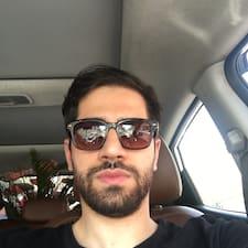 Profil Pengguna Mehdi