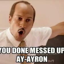 Aaronさんのプロフィール