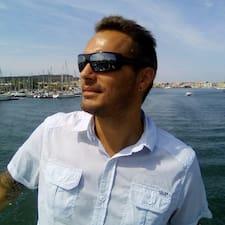 Henkilön Jérôme käyttäjäprofiili