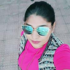 Profilo utente di Vishwashri