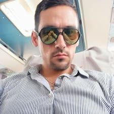 Raul felhasználói profilja
