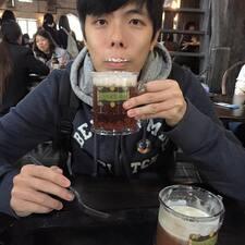 Pei-Han felhasználói profilja