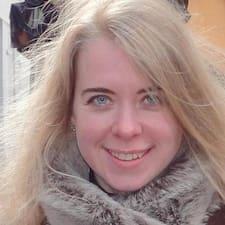 Galina felhasználói profilja
