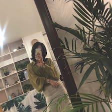 白婕 User Profile