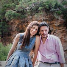 Profil korisnika Ioanna And George