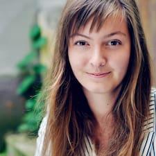 Profil utilisateur de Katarína