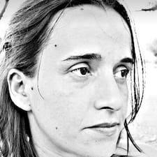 Judith - Uživatelský profil