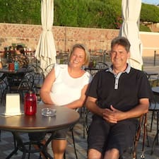 Susanne & Peter to Superhost.