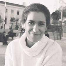 Filipa User Profile