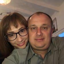 Profil utilisateur de Valeriu & Tatiana