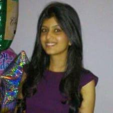 Nutzerprofil von Priya