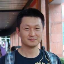 Jiwoong的用戶個人資料