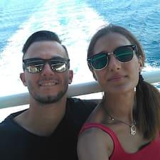 Giannis felhasználói profilja