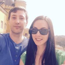 Profil utilisateur de Gabriel & Anais