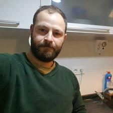 Perfil do utilizador de Sinan