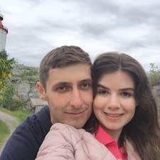 Profil utilisateur de Ярослаа
