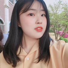 Perfil do utilizador de 나현