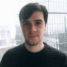 Max felhasználói profilja