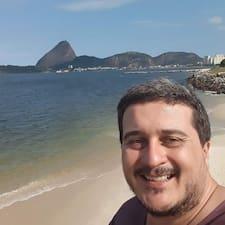 Maurílio - Uživatelský profil